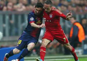 O último cruzamento entre os dois foi nas semifinais de 2013, onde o lado Bayern varreu os catalães por 4-0 na Alemanha.