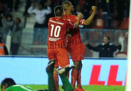 Independiente debuta ante Belgrano