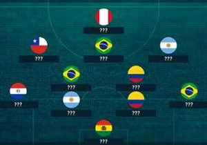 La fecha 13 dejó muchos cambios en la tabla de posiciones de las Eliminatorias sudamericanas, pero también dejó algunas actuaciones consagratorias. Este es el equipo ideal de la fecha...