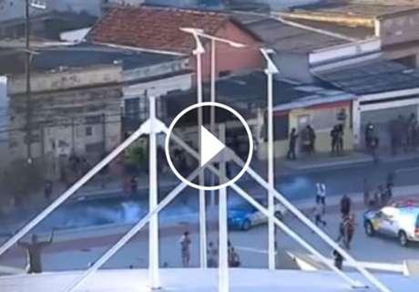Violencia cobra víctima en Brasil