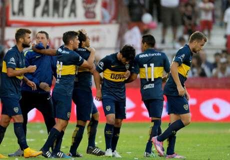 Copa Libertadores, Boca Juniors se balade