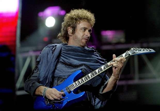 El músico murió este jueves a los 55 años.