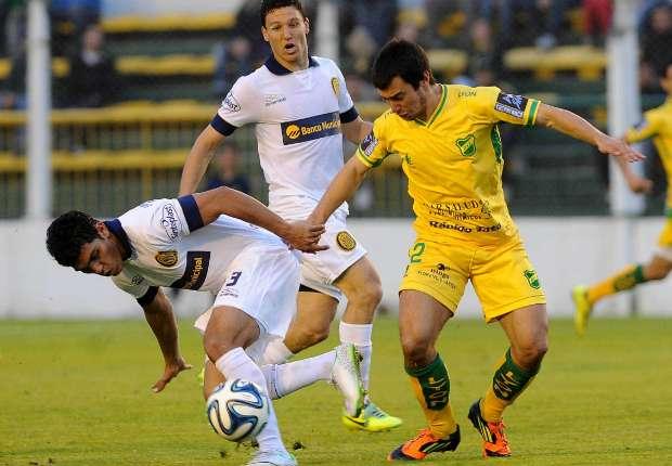 Con goles de Acuña, Niell y Medina, Central venció 3-1 a Defensa y Justicia.