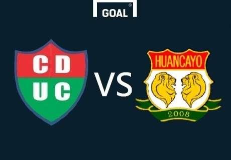 Sport Huancayo cayó ante Comercio