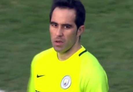 Bravo fue convincente en Huddersfield