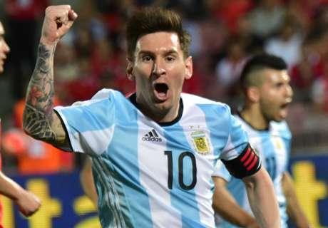 Messi, Suarez et les 20 stars de la Copa America 2016