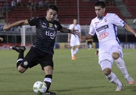 Paraguay: Nacional 2-2 Olimpia