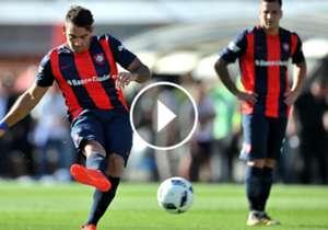 Video Cauteruccio San Lorenzo Union Fecha 13 Campeonato Primera Division 101220161