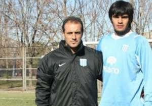 Un repaso por la vida de Chiquito y sus modificaciones en el físico. Sergio Romero jugó muy poco en Racing, pero su recuerdo es muy bueno en el club.