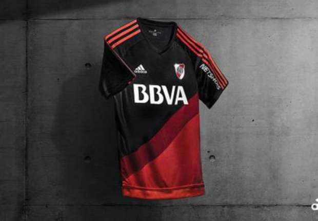 River presentó su nueva camiseta alternativa -Goal.com - Goal.com 936a55e220a15
