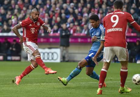 Gulung Hamburg, Bayern Pesta Delapan Gol!