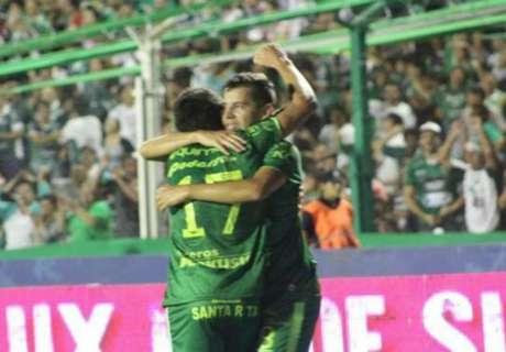 ► Sarmiento 1-0 Huracán