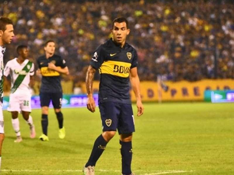 VIDEO : Le premier but de Carlos Tevez à Boca !