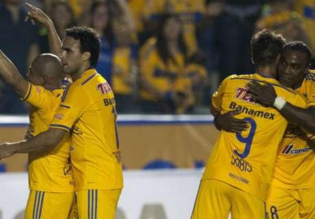 Libertadores: Tigres 1 x 1 Universitario