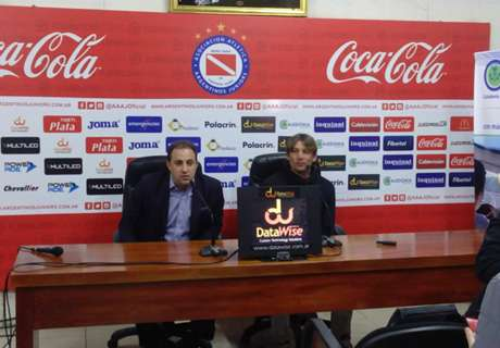 Heinze out to win as Argentinos coach