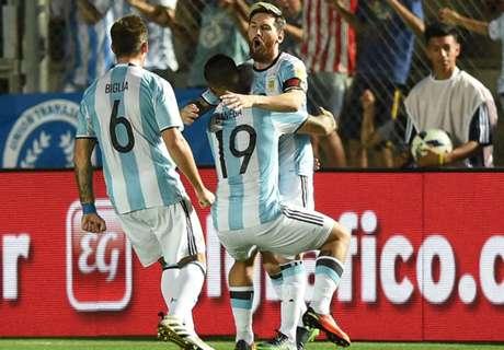 Messi Bawa Argentina Taklukkan Kolombia