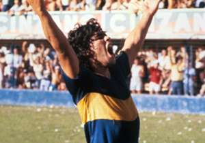 12. Boca Juniors 1981 (local).