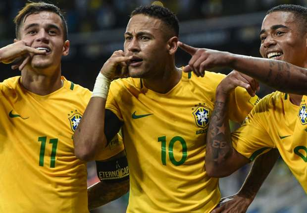 Brazil 3-0 Argentina: Messi's men outclassed in convincing home win