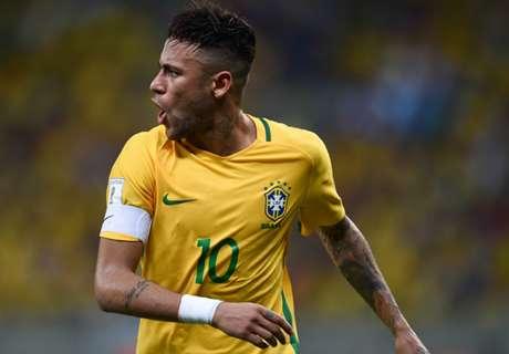 La CBF inisiste en Neymar para la CA