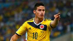 James Rodríguez rates goal against Japan above his award-winning strike