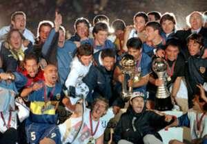 Boca era campeón del mundo en una jornada consagratoria, la más importante de la era Bianchi.