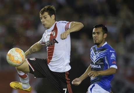 Liberta: River Plate 3 x 0 San José