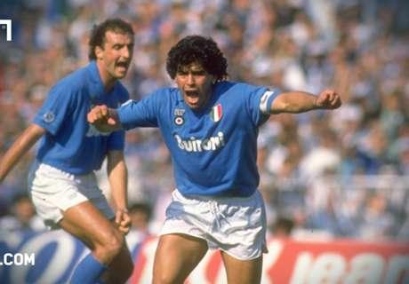 GALLERY - I 55 anni di Maradona