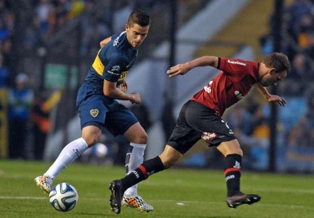 Newell's le ganó a Boca en La Bombonera