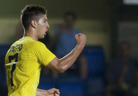 Vietto: A dream to play with Messi