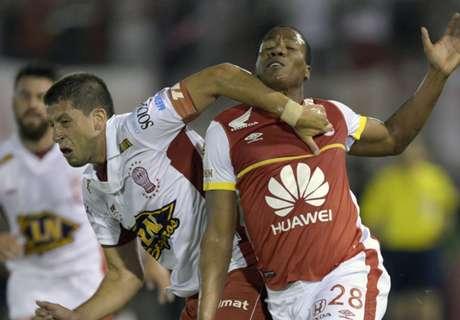Sul-Americana: Huracán 0 x 0 Santa Fe