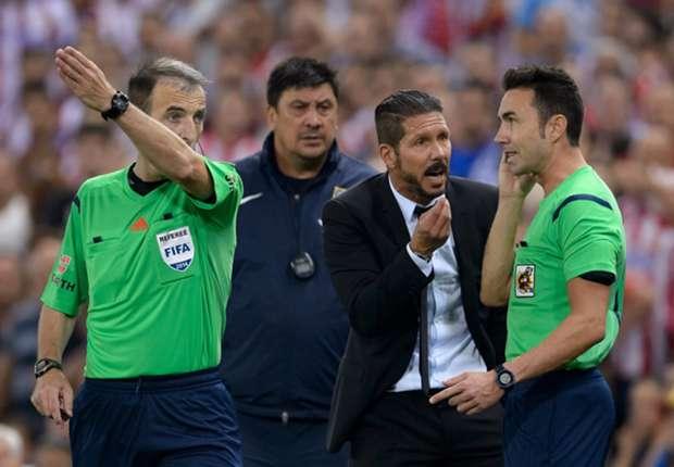 Atletico will appeal Simeone ban, insists Cerezo
