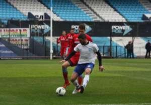 Licha López hizo el primero para la Academia.