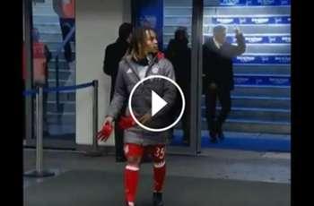 El 'gestito' que le hizo Ancelotti a los hinchas del Hertha Berlín ►