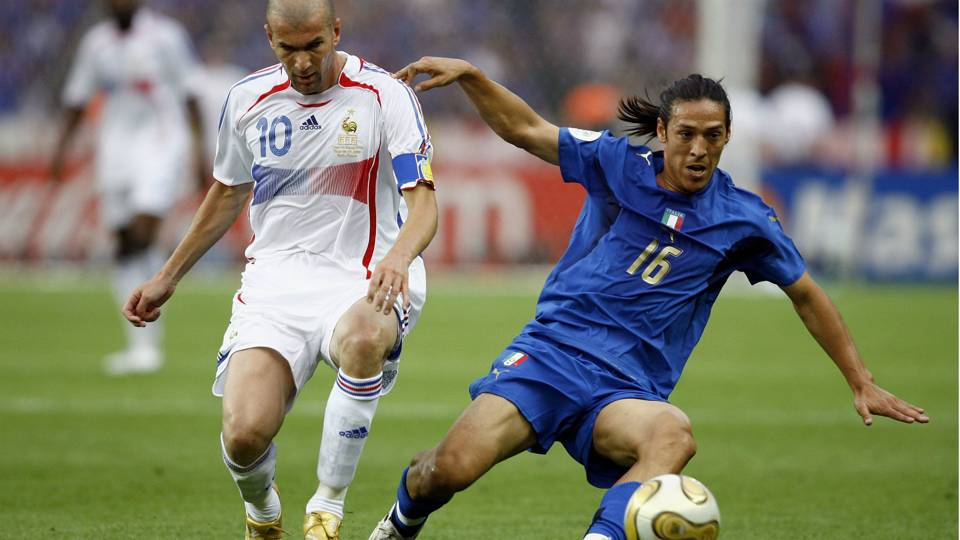 FIFA Rewind  Watch Italy versus France from World Cup 2006 in full this  Friday! Soccer 758c385b8