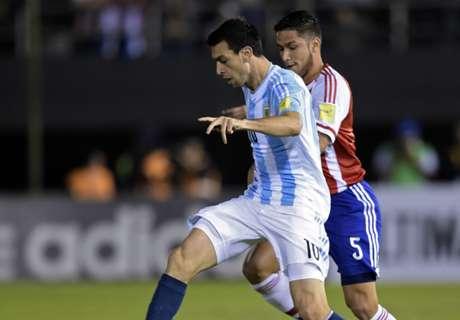 Volta, Messi!