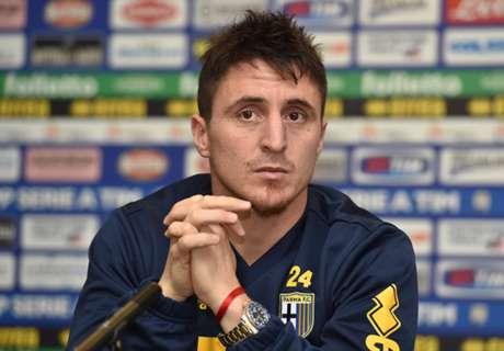 Cebolla cambió Parma por Gremio