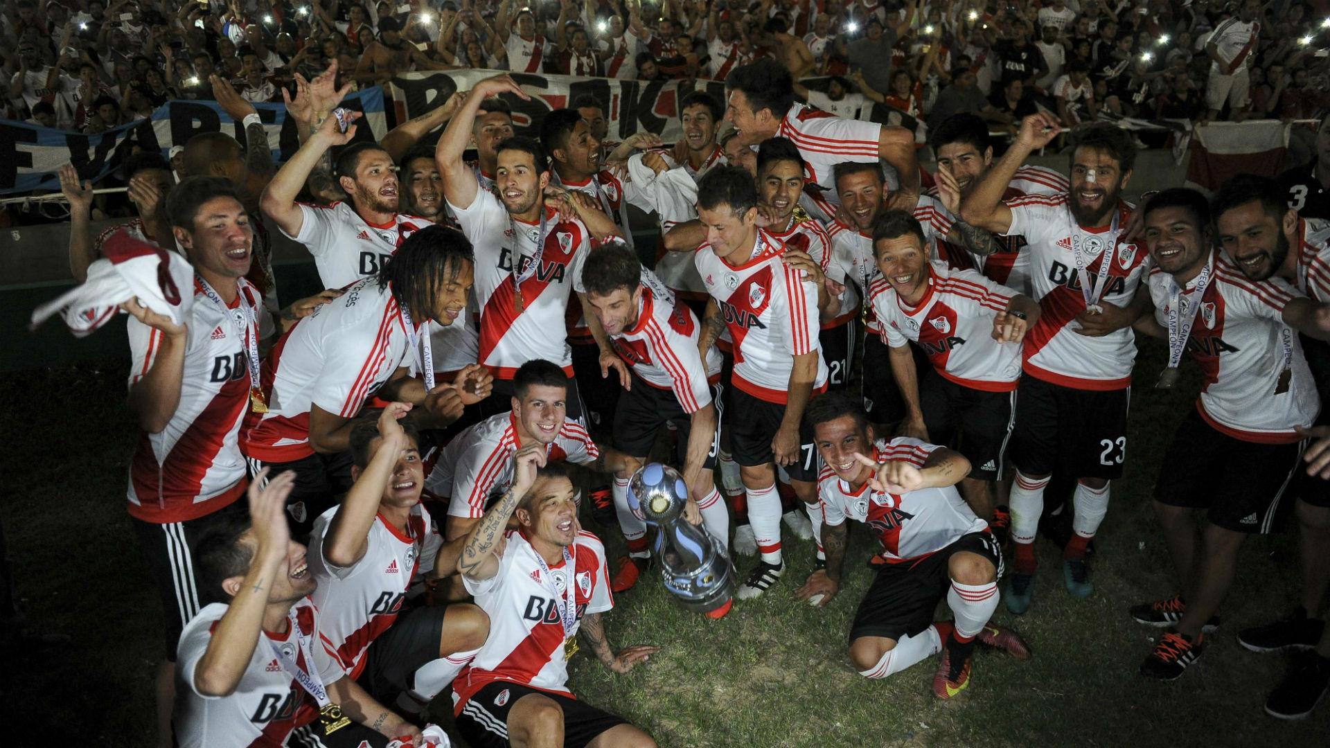 River Campeon River Rosario Central Final Copa Argentina 15122016