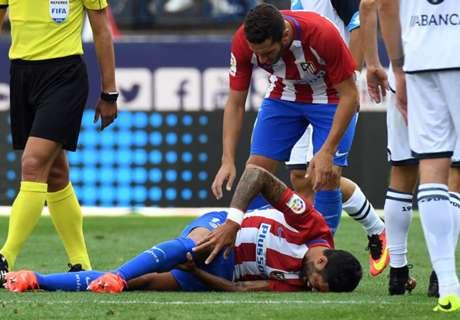 Augusto y Biglia, también lesionados