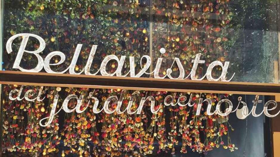 Bellavista del jardin del norte restaurant lionel messi for Bellavista jardin del norte