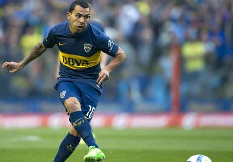 VIDEO: Tevez scores again for Boca