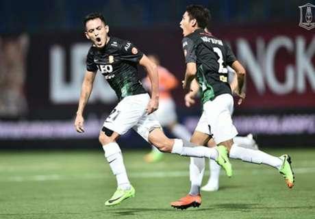 Gol en Tailandia