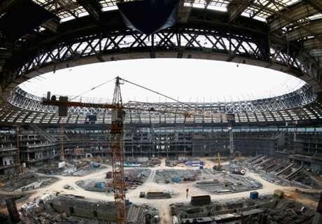 Argentina jugará en el estadio de la final
