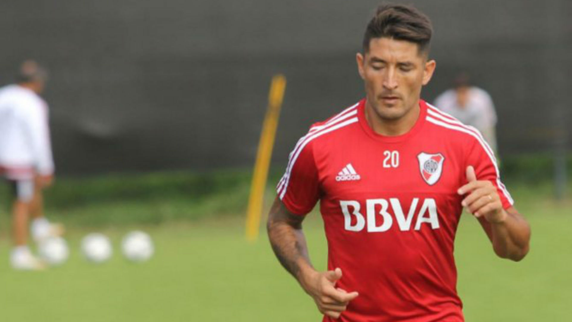 Gabriel Jesús listo para volver a jugar con el City