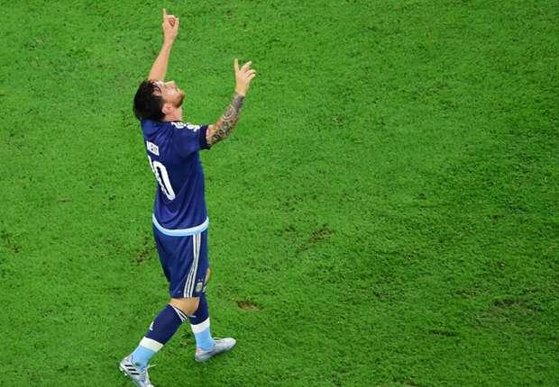 El más grande de todos da cátedra en las canchas de la Copa América