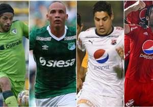 En el día del cumpleaños Mayer Candelo, recordamos los futbolistas más longevos del campeonato colombiano. ¿Quién es el más veterano?