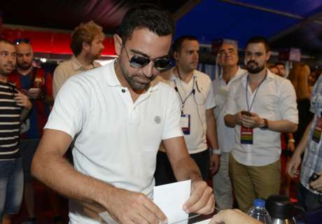 Ligue des champions d'Asie, Xavi out