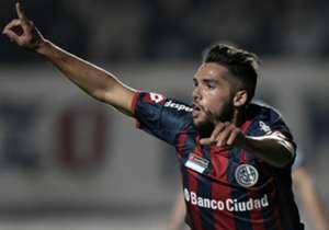 Emmanuel Mas | San Lorenzo | Argentina | Jugó en el 2-2 ante San Martín.