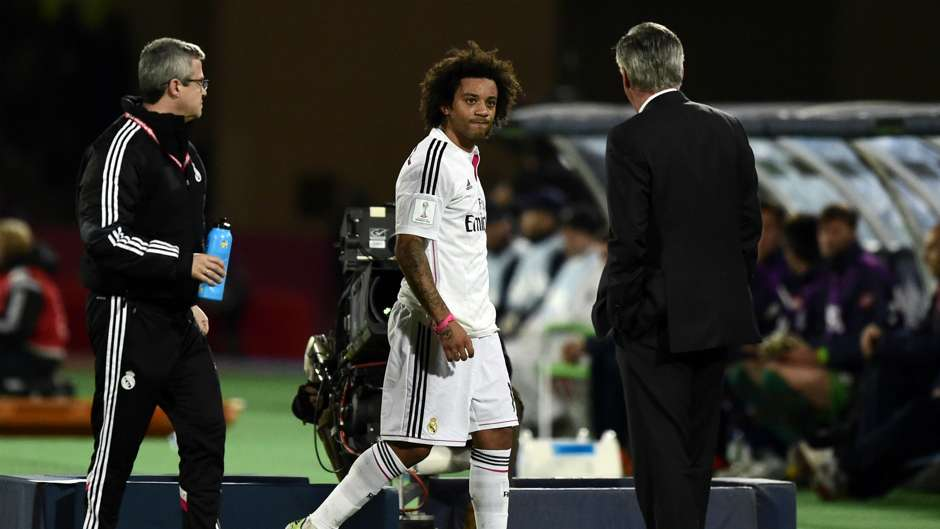 Marcelo in The Real World Marcelo Real Madrid San