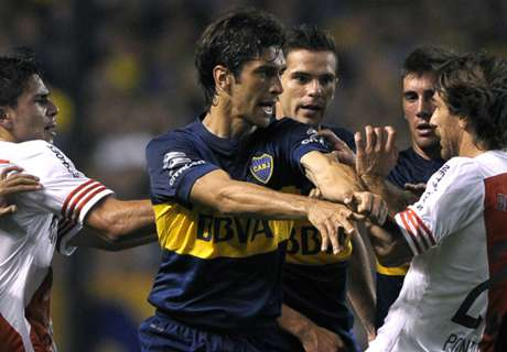 LIVE: River Plate vs Boca Juniors