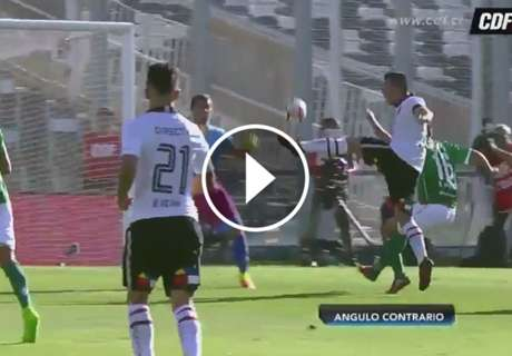 ► Paredes participó de todos los goles
